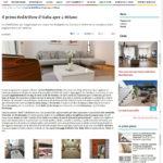 il primo bed&show d'italia apre a Milano