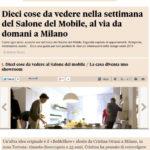 Salone del mobile bed&show Milano