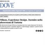 nel distretto del design un boutique hotel anche showroom