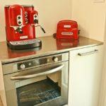 tostapane e macchina del caffè espresso forno multifunzione digitale