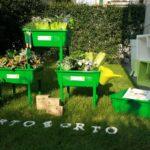 vasi verdi per orto a casa Orto&Orto Novital