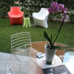 poltrone colorate Woopy Cubo design Sthephan Bench