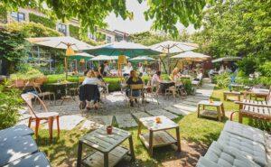 ristorante al fresco zona Tortona a Milano